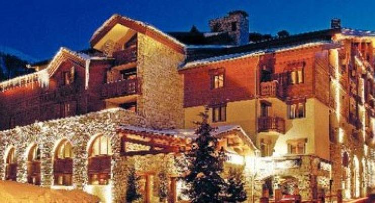 Ski France Val D Isere Hotel Christiania Skiing Holidays