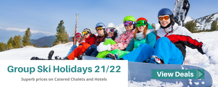 Top Group Ski Holidays
