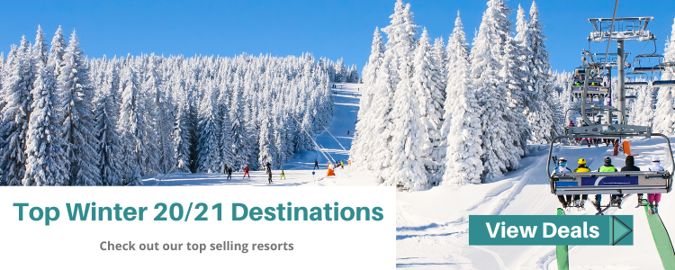 Top Winter 19/20 Ski Destinations